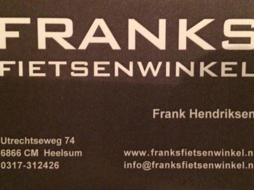 Franks Fietsenwinkel